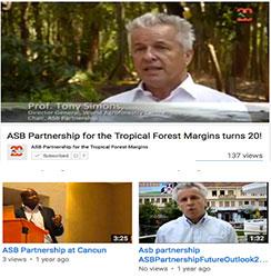 ASB Partnership Videos