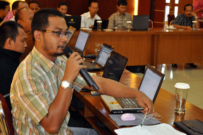 ASB Partnership training on Land Use Planning and Management in Jambi Province, Indonesia