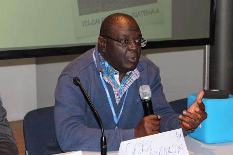 George Wamukoya, UNFCCC Negotiator for the African Group