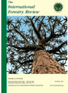 International Forestry Review